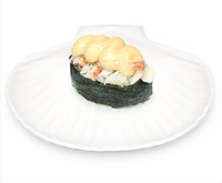 Спайс тарабагани суши