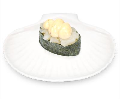 Спайс хотатэ кай суши