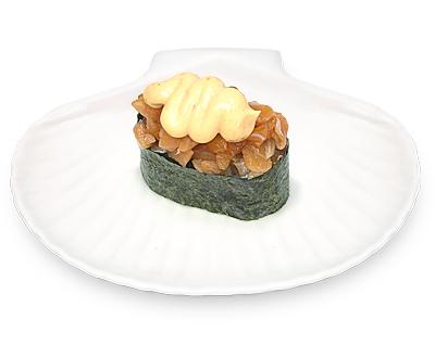 Спайс сяке суши